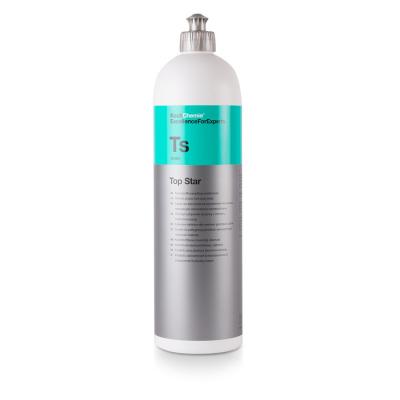 132001 TOP STAR Kunststoffpflege-Aktionspreis Молоко для ухода за пластмассовыми поверхностями 1л.