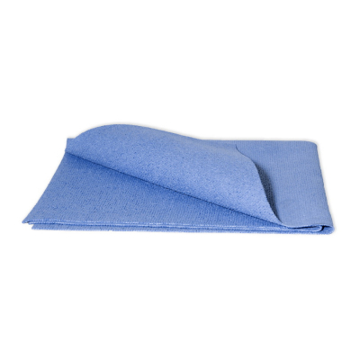 999059/380 Замша синяя 380гр. 53х40