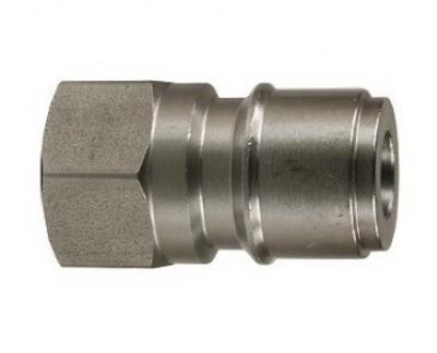 Ниппель ARS 350 (нерж. сталь) - выход 1/4 внутр. резьба