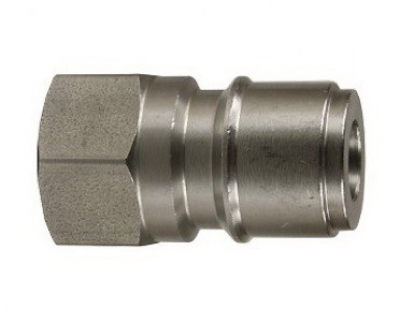 Ниппель ARS 350 (нерж. сталь) - выход 3/8 внутр. резьба