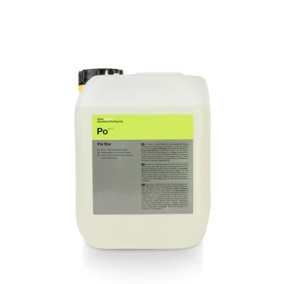 92088 POL STAR Средство для химчистки салона кожи, ткани, пластика. Ёмкость 5л.