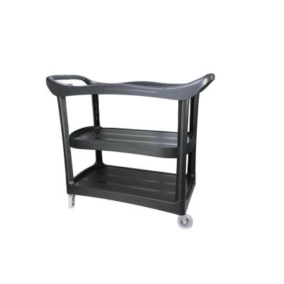 Au-08179 Пластиковый стол на колесиках. Место полировщика