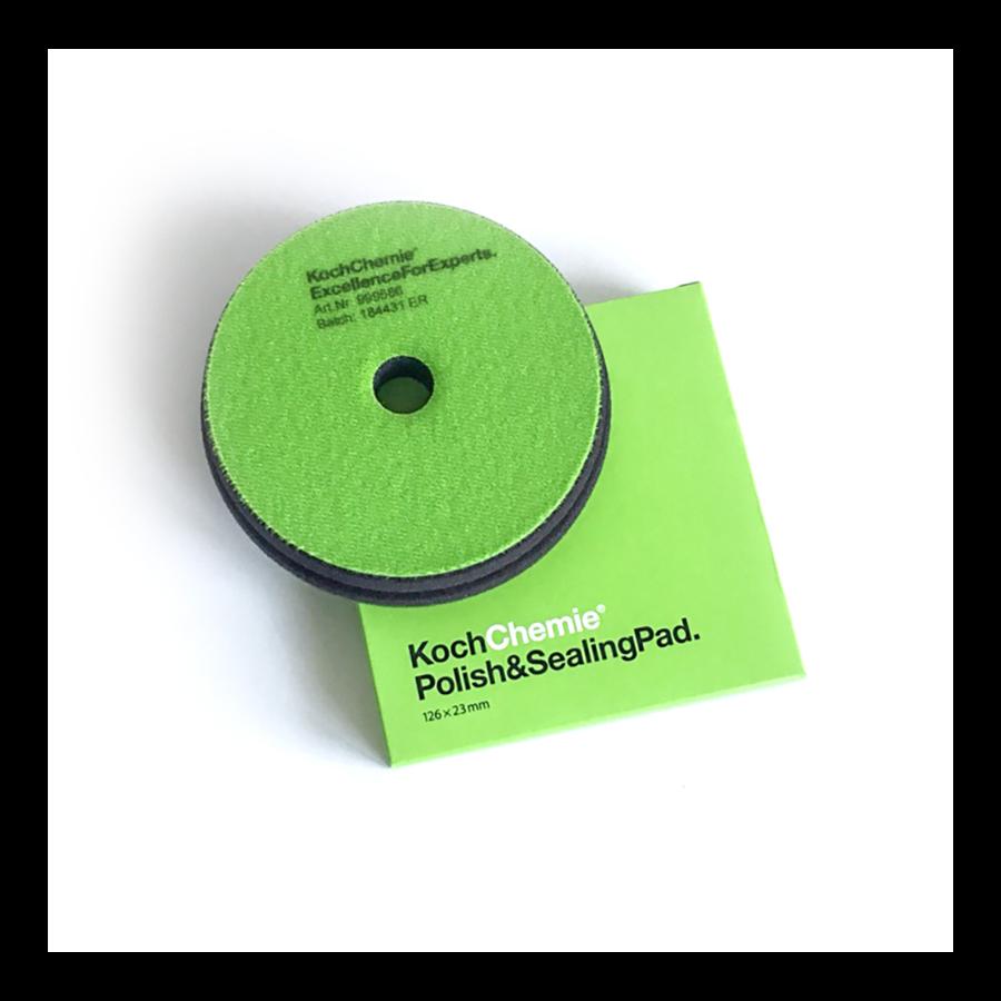 999586 Polish & Sealing Pad - полировальный круг 126 x 23 mm