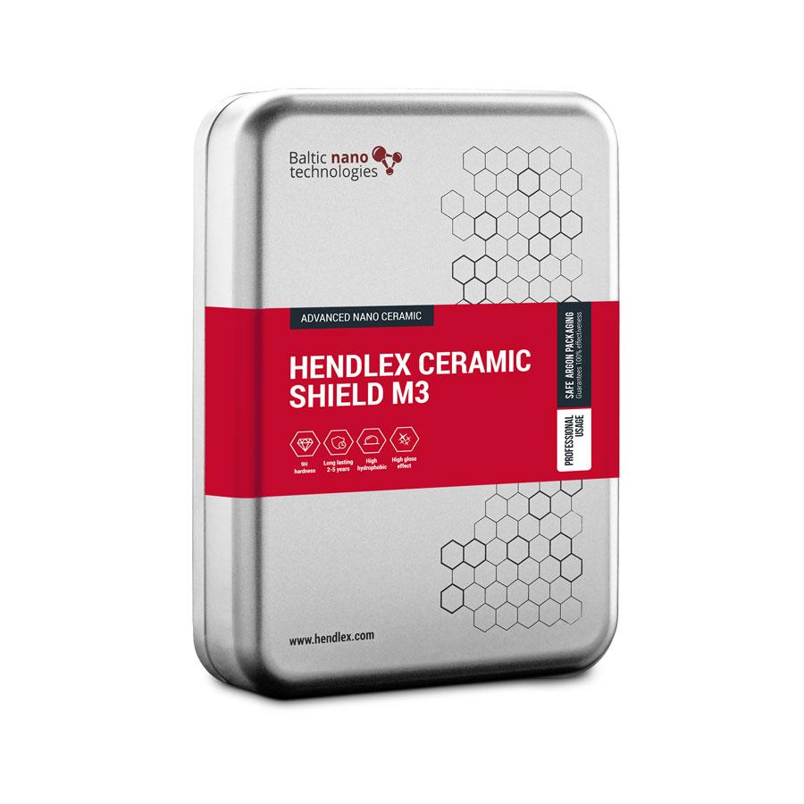 Набор с керамическим покрытием Hendlex CERAMIC SHIELD М3 SET 40мл