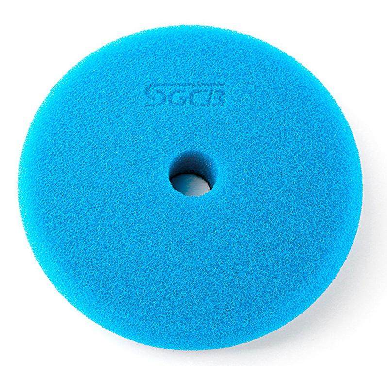 SGCB RO/DA Foam Pad Blue - Полировальный круг режущий синий 150/160 мм SGGA094